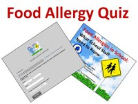 Food Allergy Quiz